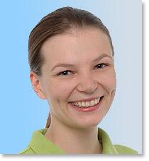 Zahnärztin Emily Poppe