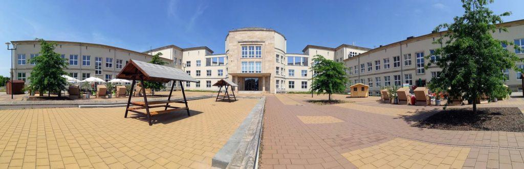 Rathausplatz Wolfen